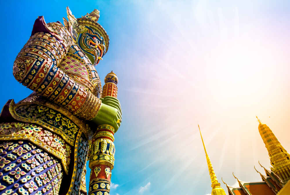 Thailand Visa: get a visa to visit Wat Phra Kaew in Bangkok