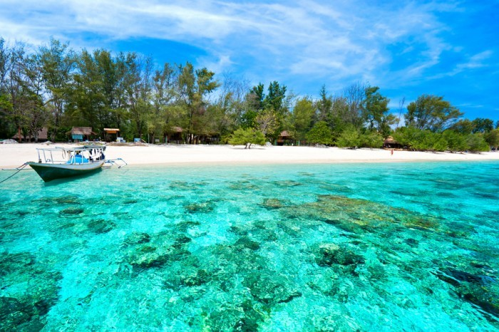 GILI ISLANDS INDONESIA BEACH HOLIDAY