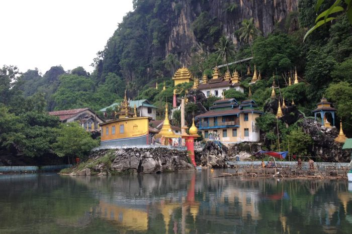 MAWLAMYINE AND HPA AN: MYANMAR'S HIDDEN GEMS
