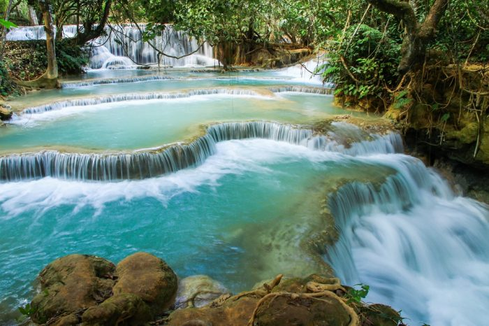 EXPLORING WONDERS AND BEAUTY IN A FAMILY TOUR IN LAOS