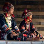 Laos-People-Two-smiling-Akha-Children-Thailand-and-Laos-Tour