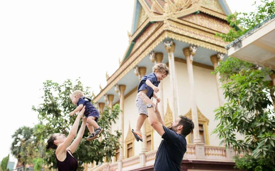 A Great Cambodia Adventure: Fun Family Travel Ideas