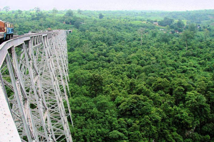 MYANMAR SHAN STATE TOUR AND GOKTEIK VIADUCT BY TRAIN