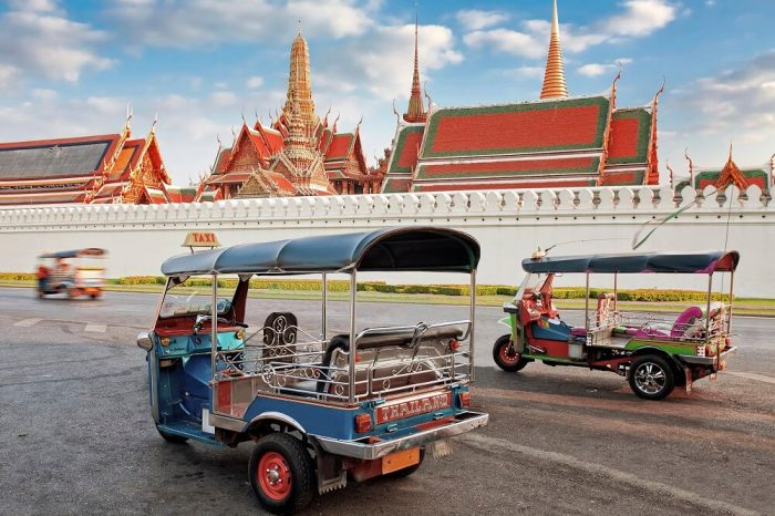 TALES OF THE CITY: 5 DAY TOUR IN BANGKOK