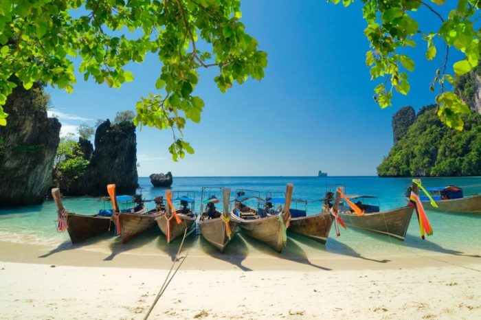 KRABI BEACH HOLIDAY