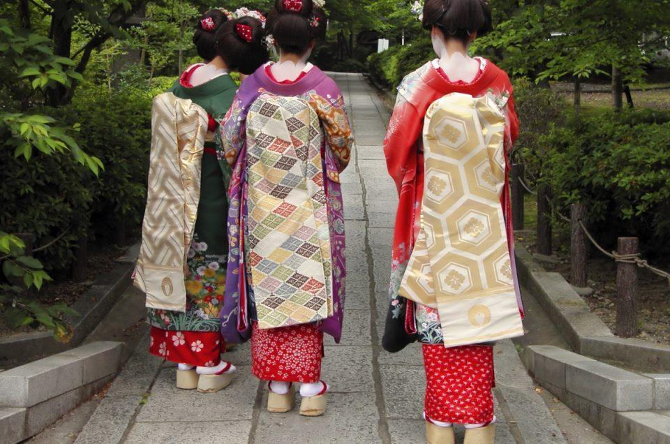 How To Get Inside a Geisha's World