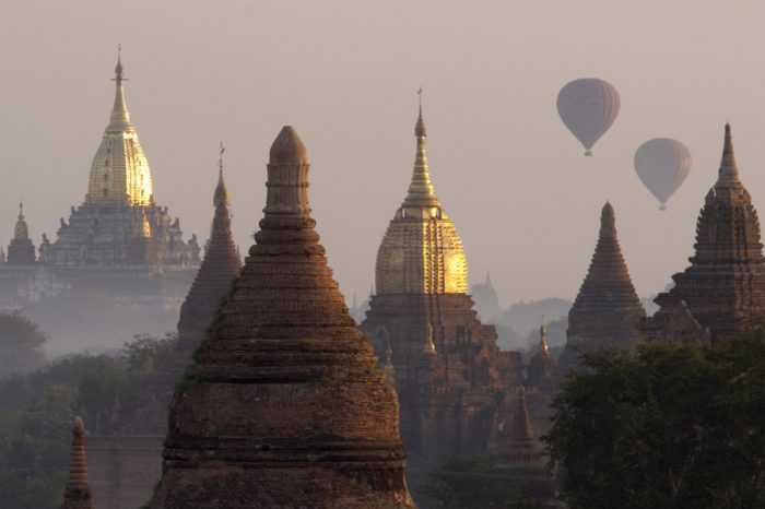TEMPLES AND LEGENDS: A BAGAN TOUR