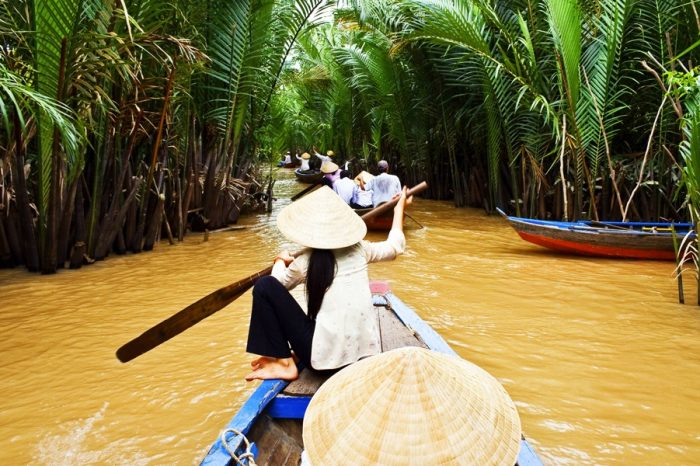 MAGNIFICENT MEKONG DELTA RIVER CRUISE: <br>SAIGON TO PHNOM PENH