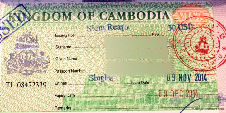 Cambodia Visa: the Essential Guide to Visiting the Khmer Kingdom