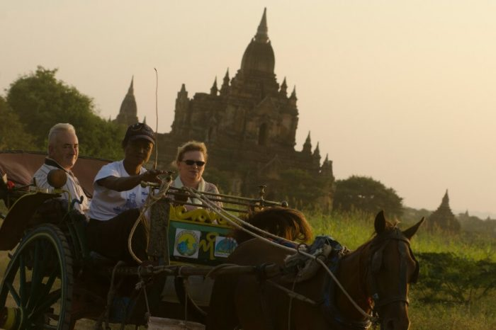 ADVENTURES IN A MYANMAR FAMILY HOLIDAY