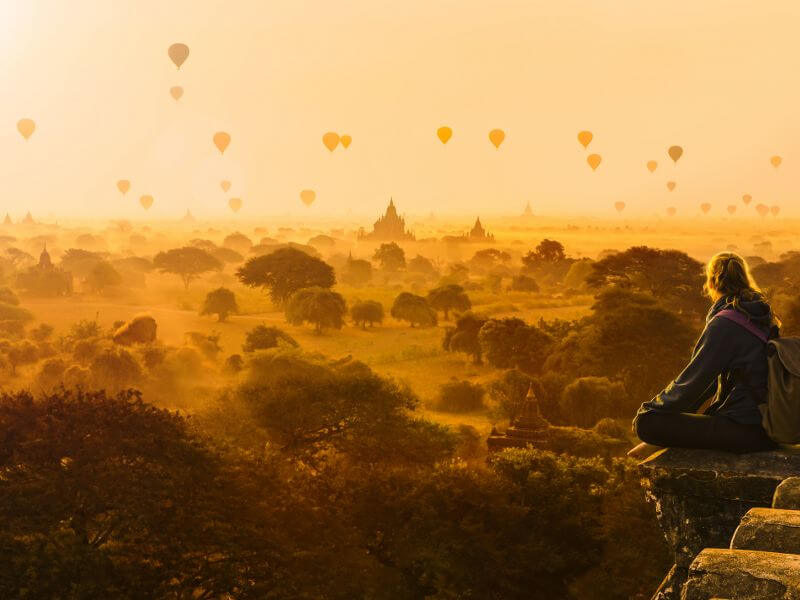 10 Travel Experiences You can Only Have in Asia