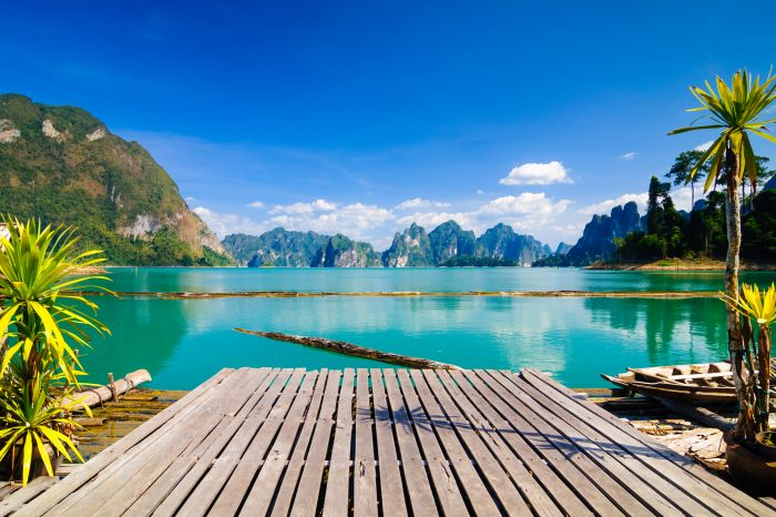 Khao Sok's Lakes, Islands and Wildlife Tour