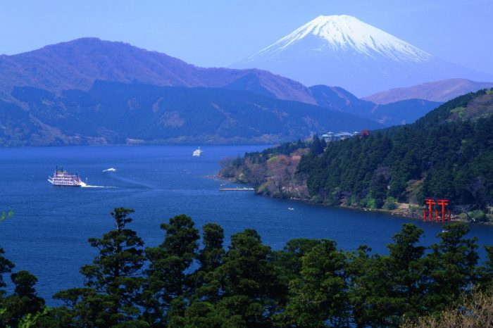 MT. FUJI'S GATE: DISCOVER BEAUTIFUL HAKONE