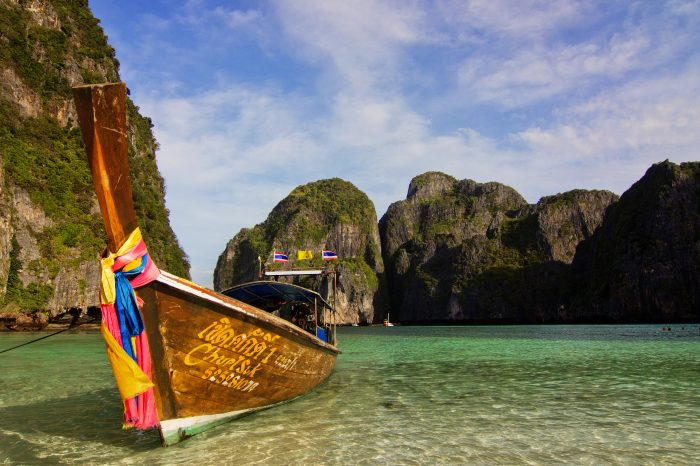 A QUIET BEACH BREAK FROM PHUKET TO KOH PHI PHI