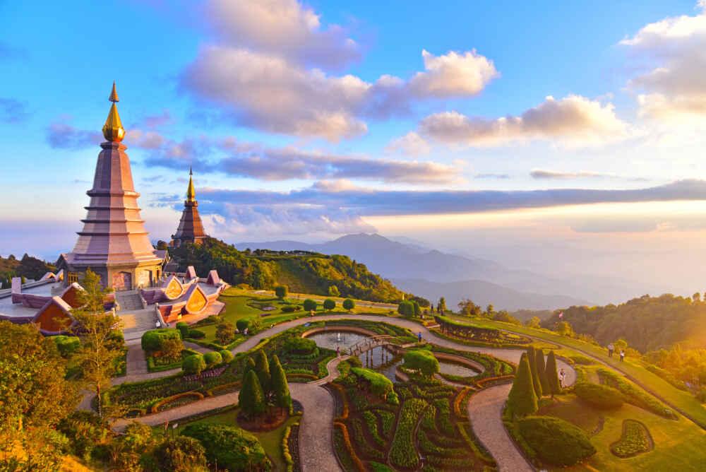 Inthanon Mountain Thailand