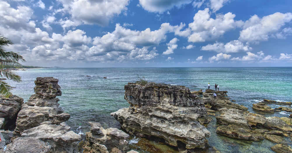 Vietnam Phu Quoc turquoise crystal clear tropical sea 2