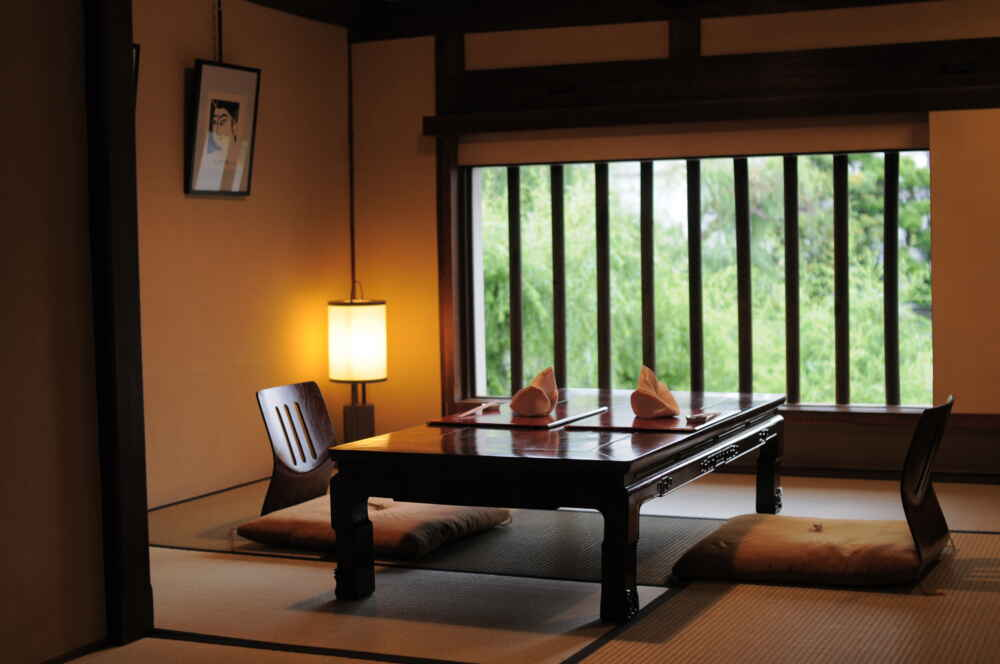 Ryokan in Japan traditional inn and guesthouse
