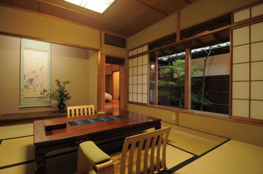 ryokan in japan gora kadan