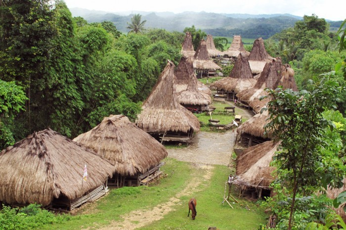 TRIBES AND TOMBS: UNDISCOVERED SUMBA