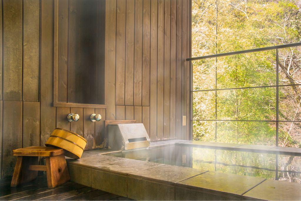 Onsen Hot spring Rokyan