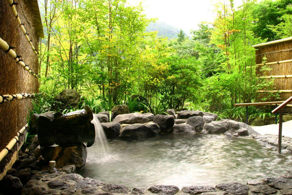 Japan - Onsen - hakone ginyu