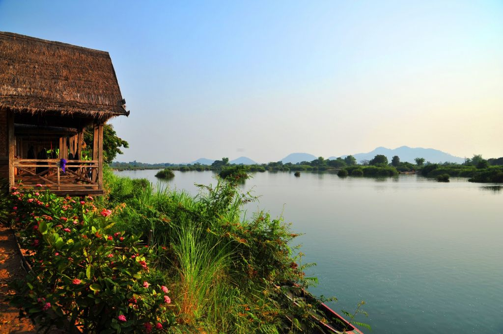 Laos - South Laos - 4000 islands