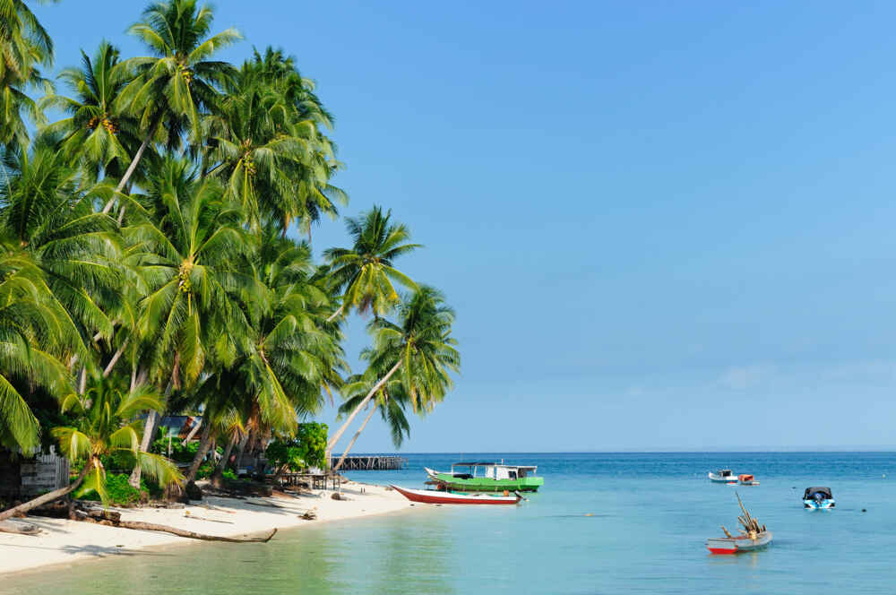 best beaches in Indonesia: Derawan and nabucco islands - Backyard Travel