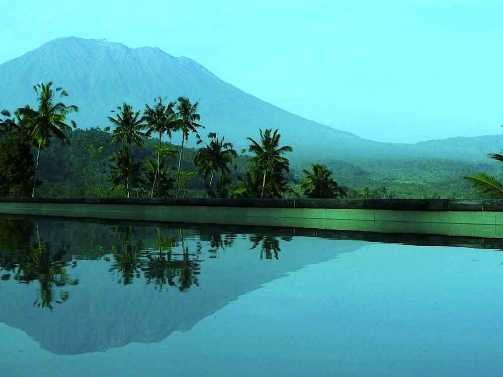 Indonesia Bali Alila Manggis Mt Agung