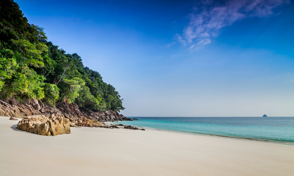Mergui Islands, Andaman Sea, Myanmar - reason to travel to Myanmar