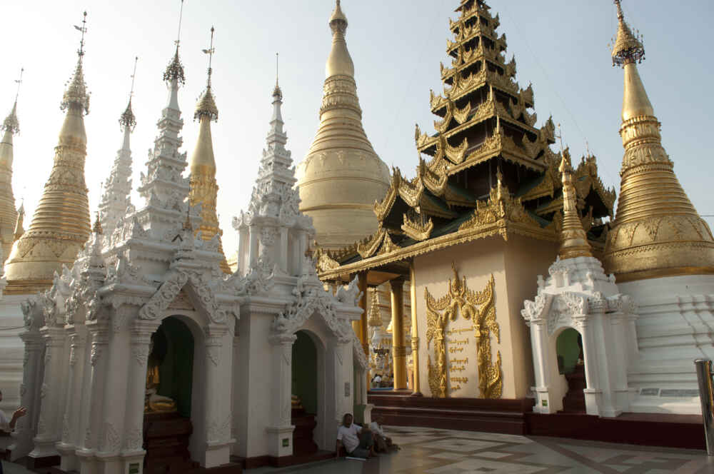Myanmar Yangon Shwedagon Yangon facts about myanmar