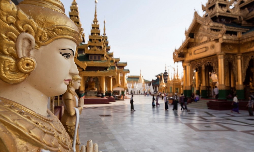 Schwedagon pagoda 1 week tour - Why travel to Myanmar