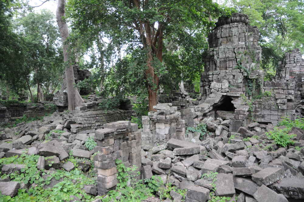 Cambodia Banteay Chhmar facts about cambodia