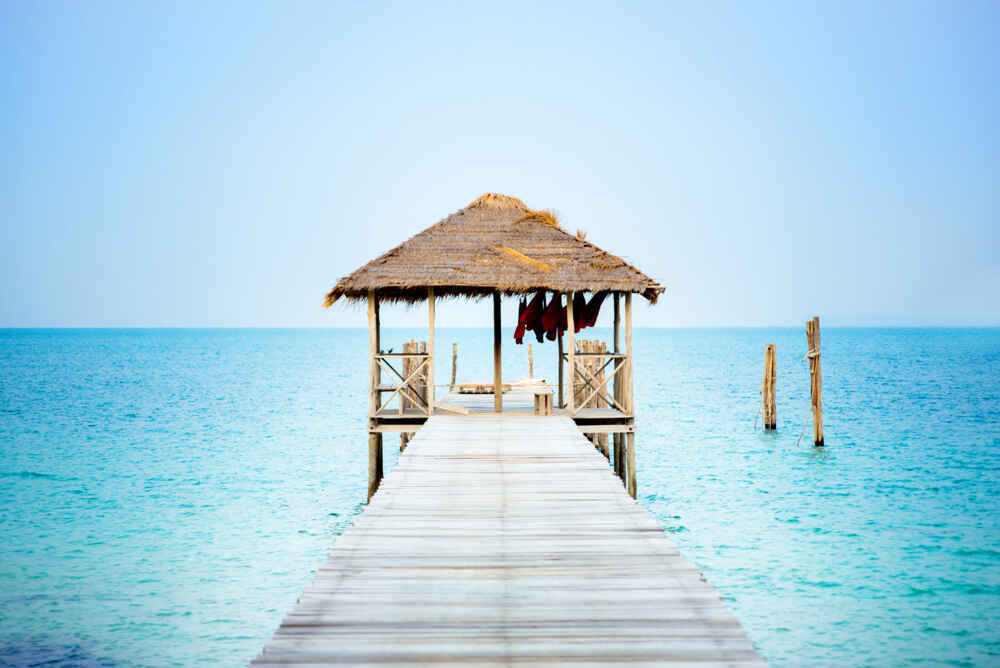 Cambodia Koh Rong Paradise beach facts about cambodia