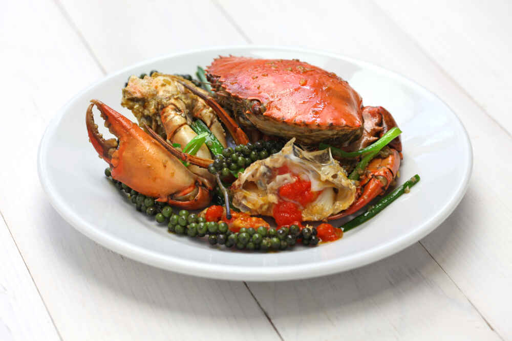 Cambodia food small crabs facts about cambodia