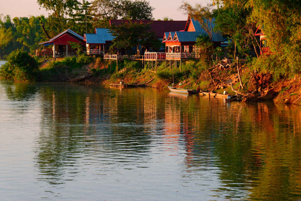 Laos NATURE 4000 Islands