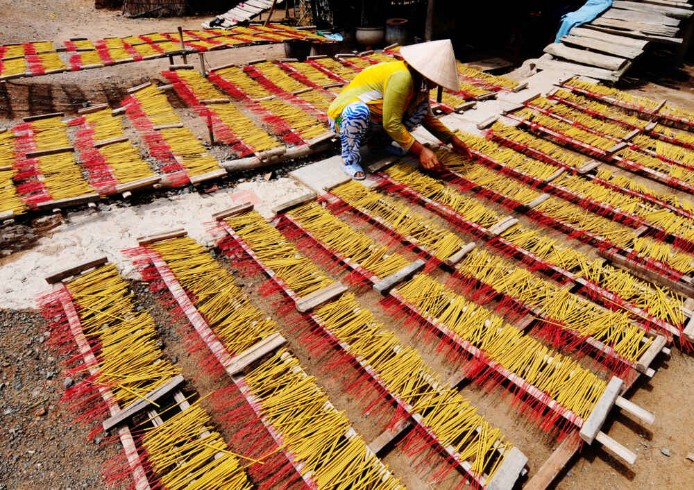 Incense Vietnam market facts about vietnam