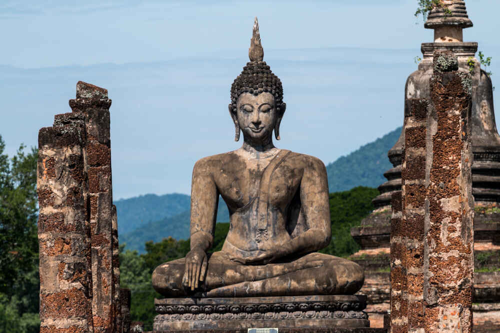 Sukhothai facts about Thailand