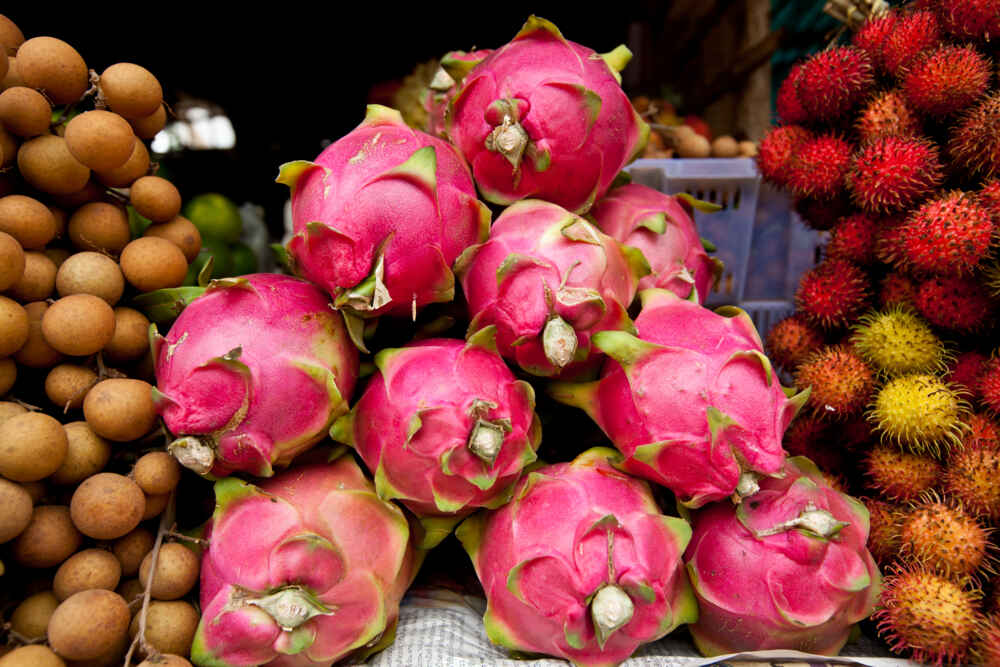 fruits facts about thailand