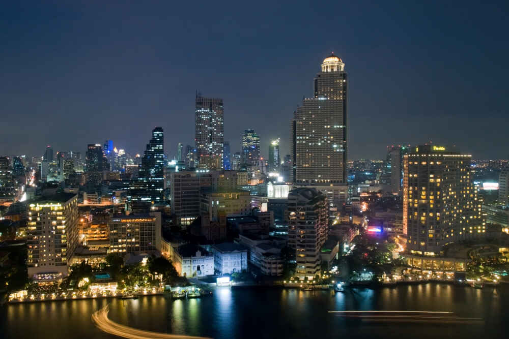 Thailand Bangkok landscape facts about bangkok