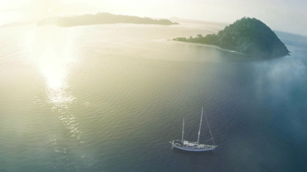 Mergui archipelago landscape - discover the mergui islands on a luxury cruise