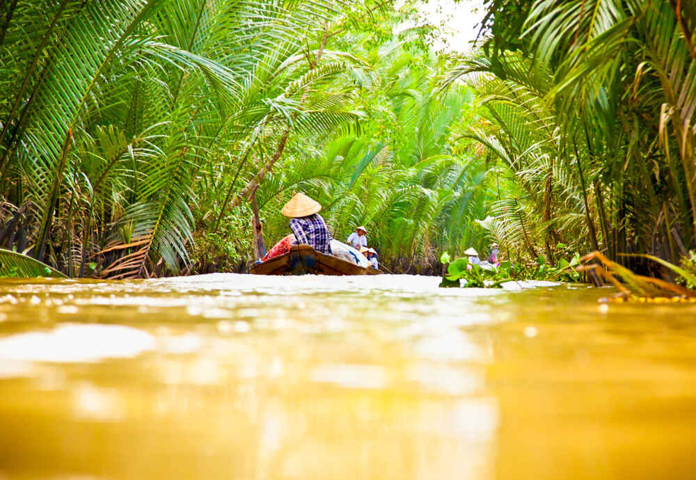 Vietnam Mekong Delta Vietnamese multi country holidays in asia
