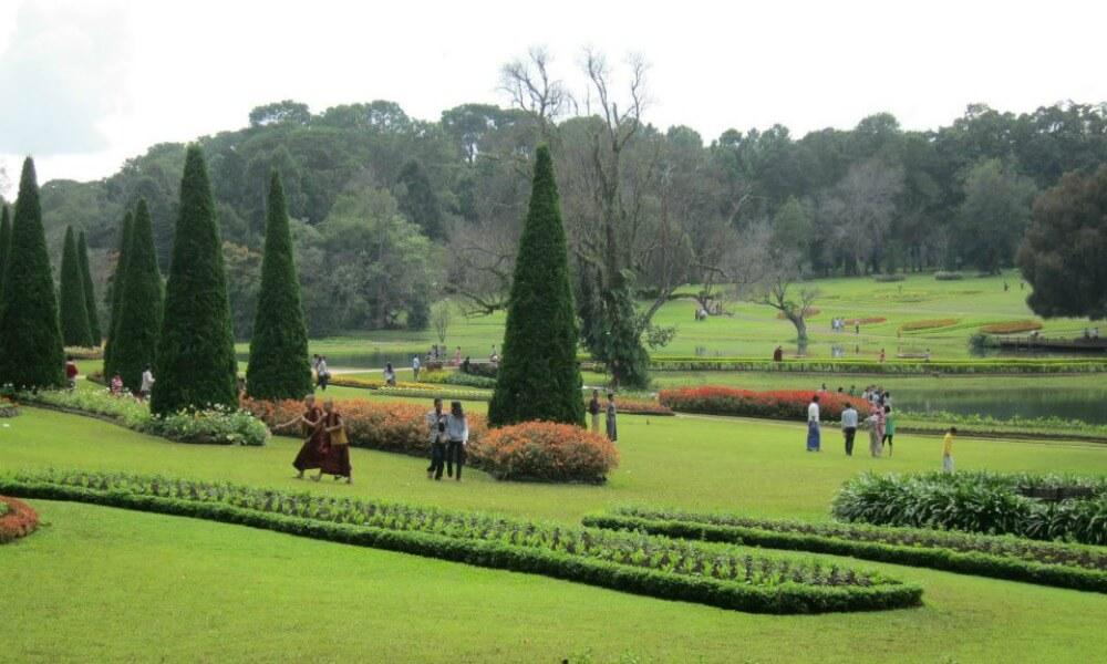 Myanmar Shan State Tour: botanical garden