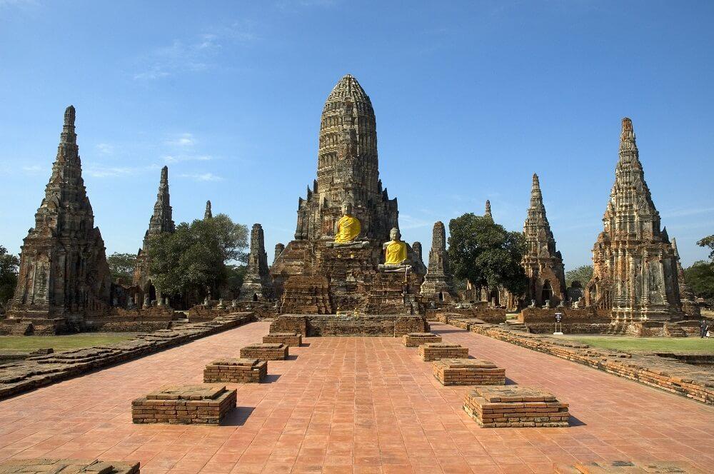 isaan Thailand tour Ayutthaya