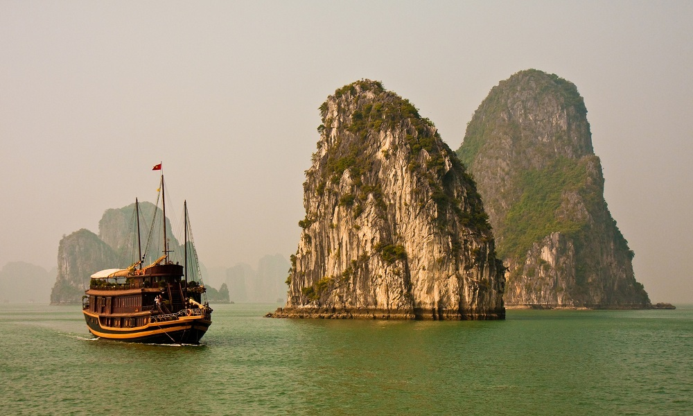 discover halong bay on a complete vietnam tour with backyard travel