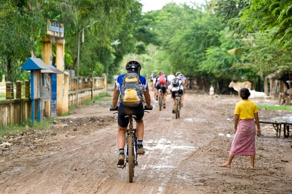 Mekong-delta-cycling-tour-bike