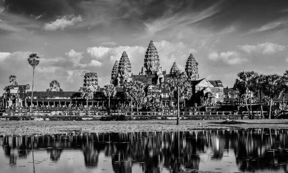 Sustainable Cambodia tour: Angkor Wat