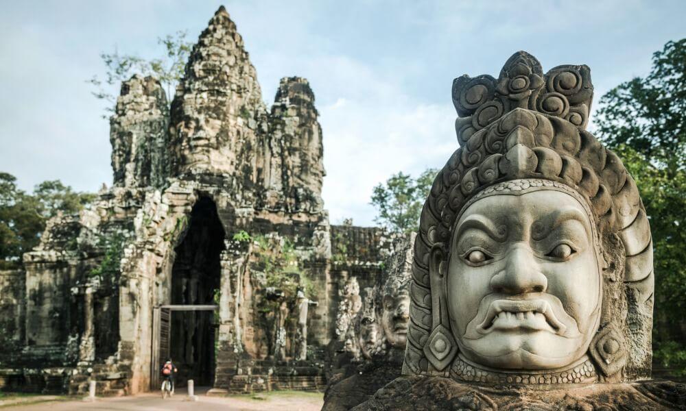 temples of Angkor: Angkor Wat, Siem Reap