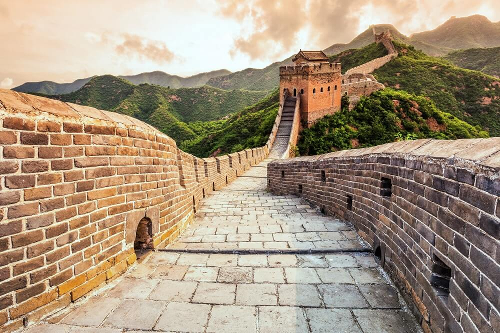 Hong Kong and Beijing Tour: Great Wall