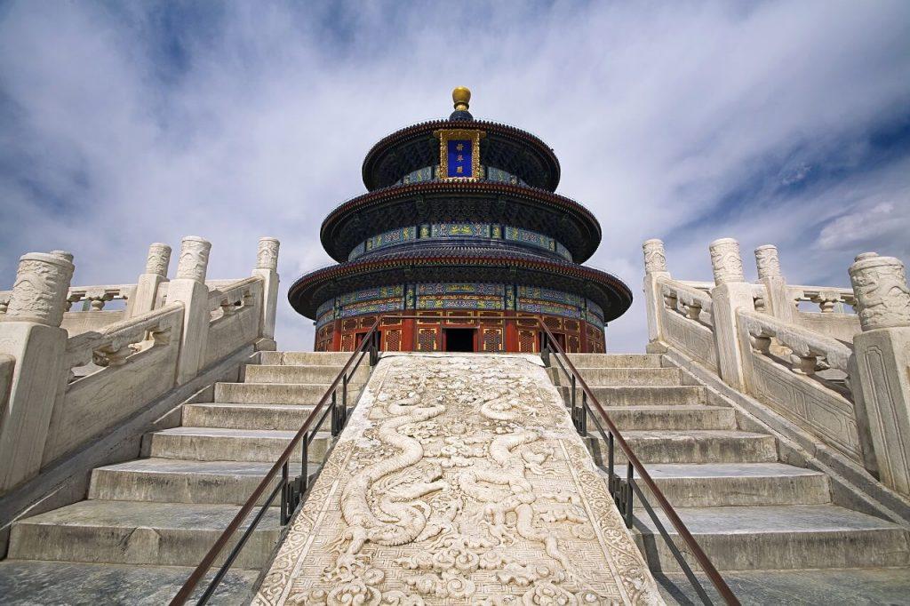 Beijing City Break: temple in Beijing