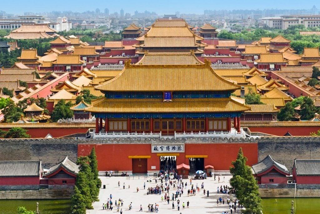 Beijing City Break: Forbidden city